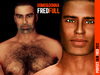 :UOMO&DONNA: skin male FRED FULL