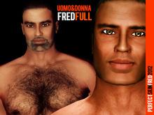 :UOMO&DONNA: skin male FRED FULL