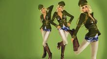 """[LA] LOSTANGEL """"Fashion Army"""" - Posepack"""