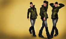 "[LA] LOSTANGEL ""The Fashion Boy "" - Posepack"
