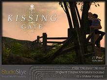 The Kissing Gate from Studio Skye 100% MESH