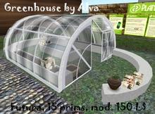 Greenhouse by Alva - Futura / REDUCED PRICE