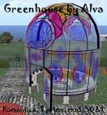 Greenhouse by Alva - Romantica / REDUCED PRICE