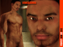 UOMO&DONNA: skin male LEE ful