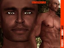 UOMO&DONNA: skin male ABDIAS FULL