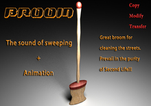 -=BROOM+ANIMATION+SOUND+DUST=-(Mesh)
