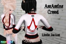 ~*KAWAII DESU!*~ Assassins Creed Little Jacket