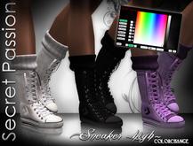SP) Sneaker -High-