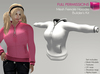 Full Perm MESH Female Pink Green White Gray Black Casual Sports Hoodie Top Jacket Tracksuit Top