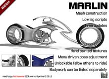 DVW Marlin Motorcycle