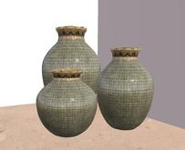 Ceramic-vases-Green