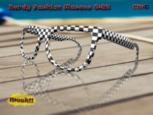 .::[NerdMonkey*Accesories] - [Nerdy Fashion Glasses B&W]::.