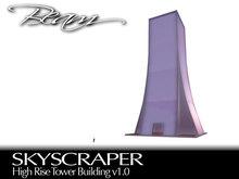 BEAM - SKYSCRAPER - High Rise Tower Building v1.0