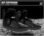DEF! Unisex Sneakers / Supernova / Dark Grey