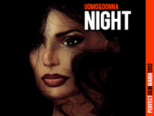 UOMO&DONNA: skin femme MARIA night