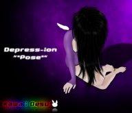 ~*KAWAII DESU!*~ Depress-ion Pose