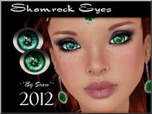 ~*By Snow*~ Shamrock Eyes 2012
