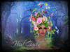 Boudoir -Fairy Head Garden