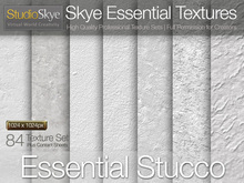 Promo! Essential Stucco - Skye Essential Full Perms Textures