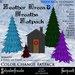 Schadenfreude Feather Trees&Wreaths Fatpack