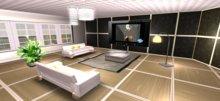 Cyberstar Rentals - Gothica - Luxury Furnished SkyBox