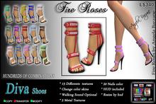 Shoes fR010 diva v.2
