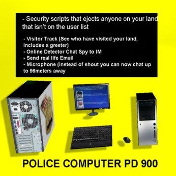 Computer PD900