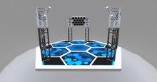 Hexagon Dance Floor