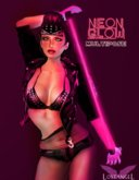 """[LA] LOSTANGEL """"The Neon Glow"""" - Multipose with props [Vers.1 Fashion Poses]"""