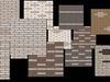 NEW BRICK - 80 Realistic Brick Textures,Brick Wall Textures for builders, Full Perm Brick Textures, Bricks Textures NBT1