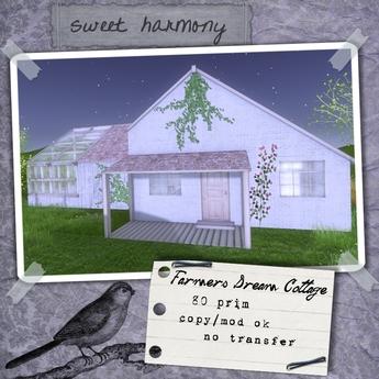 "[sh] ""Farmers Dream"" Cottage"
