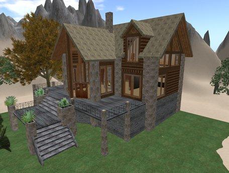 Executive Log Cabin