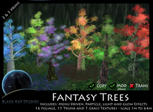 BKS Plants - Fantasy Trees