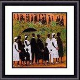 AFantasy African Inspired Framed Art