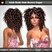 A&A Kelis Hair Brown Sugar,  curly medium length hairstyle