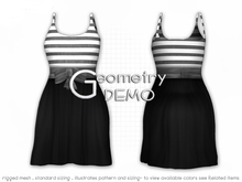 <Geometry DEMO> Frenchie ( rigged mesh in standard sizing )