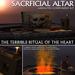Sacrificial Altar - Animated Component Kit