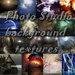 35 Photostudio backgrounds Dark