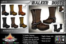 Boots-Men fR005 Walker, men boots, footwear, shoes