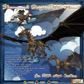 [spn] Steampunk Dragon Mount Petite Edition