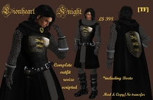 LIONHEART-Knight(BOXED)
