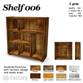 *AQF* Shelf 006 BOX