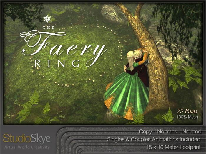 The Faery Ring from Studio Skye 100% MESH