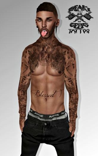 ..:Freaks & Geeks:.. Religious HD tattoo