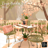 The Loft  - Logie Garden Set