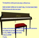 FULL PERM - Animation Piano by Reeves