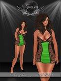 TOPAZIA- Kacey dress special st patrick