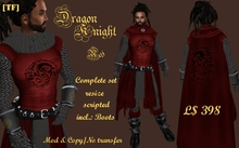 DRAGON Knight-Red(BOXED)