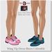 Blackburns Unisex Wing Tip Dress Shoes Colorable