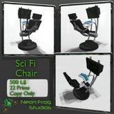 Scifi Chair